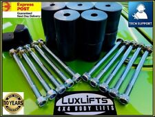 "PAJERO BODY LIFT KIT 2"" INCH (50MM) LWB - SERIES 1 & 2 1982 TO 1999 LUXLIFTS"