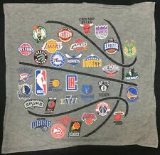 Pottery Barn PB Teen NBA Licensed Logo Pillow Cover 18""