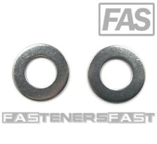 1//2 x 7//8 x 0.032 AN960L Flat Washer Stainless Steel 18-8 Pk 100