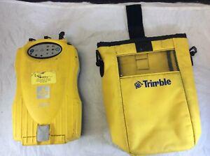 Trimble Navigation 5700 GPS Total Station 24 Chann Dual 450-470MHz Base Receiver