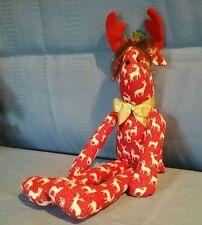 Crafty Lady Christmas Reindeer Doll