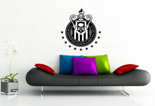 Club Chivas Del Guadalajara Decal Soccer Football Man Cave Sport Sticker Mexico