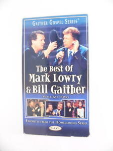 Gaither Gospel Series The Best of Mark Lowry & Bill Gaither Volume Two [VHS]