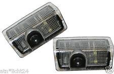 2x LED SMD nuevo logotipo laser light entorno iluminación entrada iluminación Plug & Play