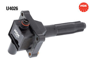 NGK Ignition Coil U4026 fits Daewoo Musso 3.2 4x4