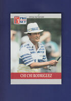 Chi Chi Rodriguez RC 1990 Pro Set Golf (MINT)