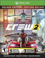 Ubisoft The Crew 2 Deluxe Edition (Xbox One)