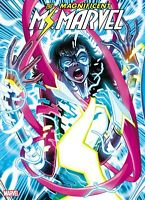 Magnificent Ms. Marvel (2019) Marvel - #8, 2nd Print Connecting Variant, NM