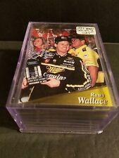 1994 TRAKS Premium Series 1 NASCAR Racing Complete Base Set 100 Cards