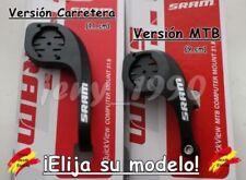 Soporte manillar Sram - Garmin Edge y Bryton Rider - de 31.8mm ¡Road & MTB Type!