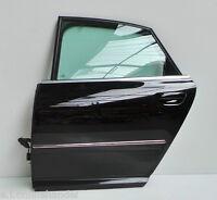 Audi A8 4E Porta Lato Conducente Posteriore Sinistra Hl Nero Brillante LY9B