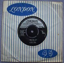 GLORIA LYNNE I Wish You Love / Through A Long and Sleepless Night UK LONDON 1st