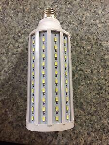50watt Corn Light Led Bulb High Lumens SMD5730 E26 Base Cool White Non Dimable