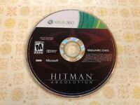 Hitman: Absolution < Microsoft Xbox 360 > - DISC ONLY