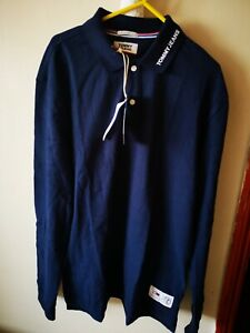 Tommy Jeans long sleeve polo BNWT