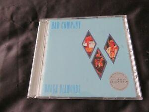 Bad Company Rough Diamonds CD Remastered