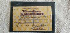 Lions club 1964