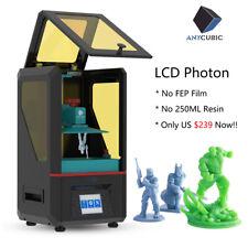 ANYCUBIC Photon SLA DLP 3D Printer UV Resin Fast Slicing Off Line Print Jewelry