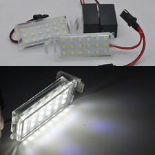 2x LED SMD License number Plate Light For Ford Falcon FG BA/BF XR 6/8 2003-2008
