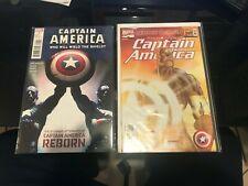CAPTAIN AMERICA 1 TO 35 HEROES RETURN MARK WAID THE CHOSEN VARIANTS AVG NM+