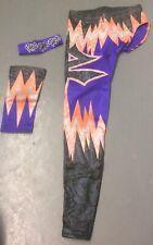 WWE Zack Ryder Ring Worn Used Gear Signed Wrestling Attire Matt Cardona MWFP