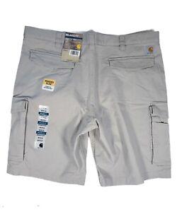 Carhartt Relaxed Fit Rugged Flex Rigby Cargo Shorts【 42x11】【 192776032191】NEW