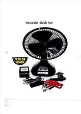 12 & 240v Portable Fan   Motor Homes