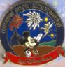 Disney Pin 41711 WDW Continuing the Tradition Mickey Tinker Bell Cast Awarded