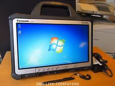 "Panasonic CF-D1 Toughbook Rugged Tablet TOUCH WIN7 13,3"" Intel CPU*8GB RAM*250GB"