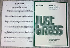 Tuba solos Volume 1 - John Fletcher - Just Brass - Tuba and piano