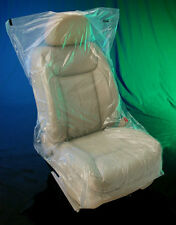 SLIP N GRIP Seat Covers 250 roll Non Slip Disposable Plastic FG-P9943-14E
