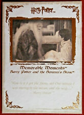 HARRY POTTER - MEMORABLE MOMENTS #1 - Card #10 - FIND THE STONE, BUT NOT USE IT