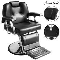 Heavy Duty Hydraulic Recliner Barber Chair Shampoo Salon Beauty Spa Hair Styling