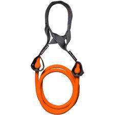 Perfect Fitness Banda de bucle adjunto-resistencia extrema (50 libras) - Naranja