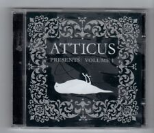(HZ208) Atticus, Presents: Volume 1 - 2009 CD