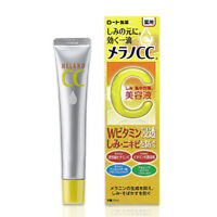 Rohto Mentholatum MELANO CC Anti Spot Essence Acne Freckles Treatment 20ml Japan