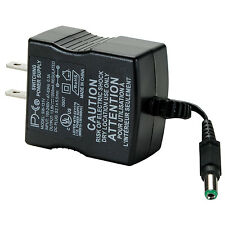 13.8 VDC 1000mA Regulated Switching AC Adapter