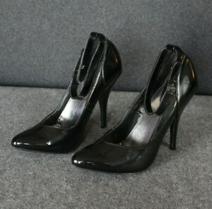 Ellie Casual Sexy Ankle Strap Stiletto Pumps High Heels Womens Size 9