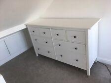 IKEA HEMNES Chest of 8 Drawers 160x96cm - White