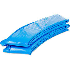 Round Trampoline UV Safety Pad in Blue 10ft