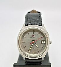 Vintage Certina C-Tronic 12j electronic tuning fork watch ESA9162 runs well
