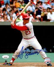 St Louis Cardinals Catcher TED SIMMONS Signed 8x10 Photo #1 AUTO -  2020 HOF JSA