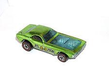 1971 Hot Wheels Redline Bye-focal LT APPLE GREEN QUITE PRETTY! SHOWS 4 MANY!