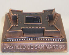 CASTILLO DE SAN MARCOS   DIE CAST PENCIL SHARPENER
