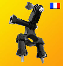 Support fixation camera GoPro Hero 1 2 3 3+ 4 5 articule moto vélo guidon quad