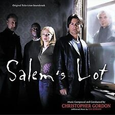 Salem's Lot - Original Television Soundtrack NEW SEALED 2004 CD