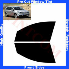 Pre Cut Window Tint Opel Astra H Wagon 5 Doors 2004-2009 Front Sides Any Shade