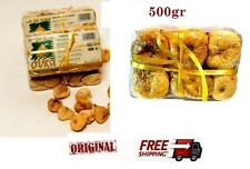 GREEK FAMOUS SUN DRIED FIGS FROM TAXIARHIS EVIA 500gr NEW PRODUCTION