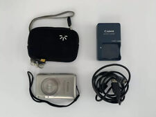 Canon PowerShot SD1400 IS 14.1MP Digital Elph Camera w/4x Zoom Silver Tested