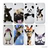 BONITO ANIMALES Funda/Cubierta Para iPhone 4/4s/5/5s / SE / 5c/6/6s /